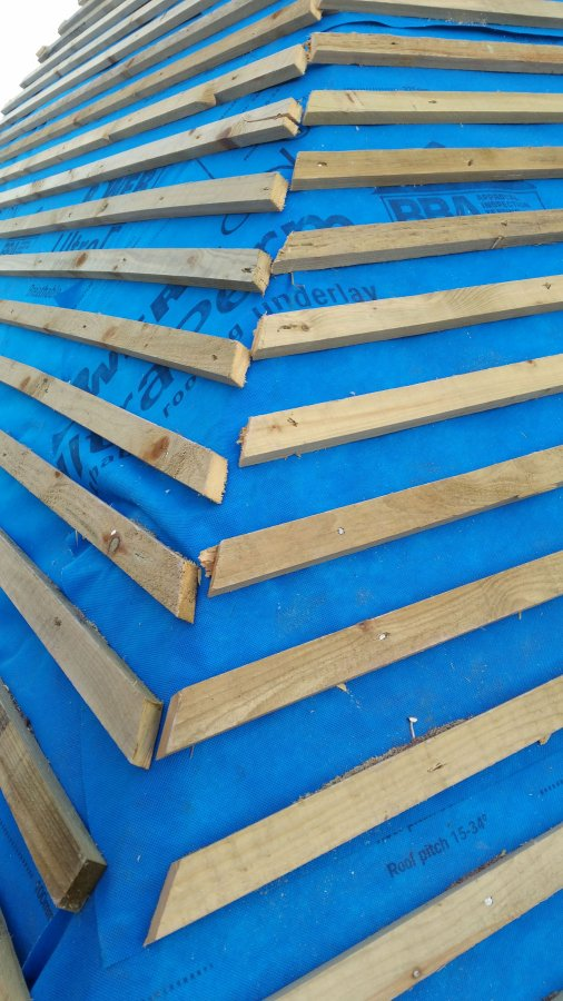 Are These Tile Battens Ok Diynot Forums