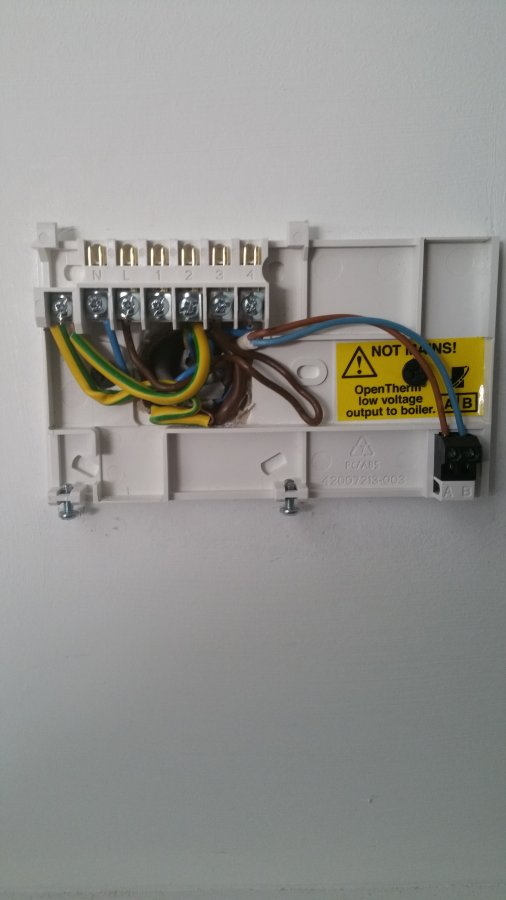 Hive active heating help   DIYnot Forums