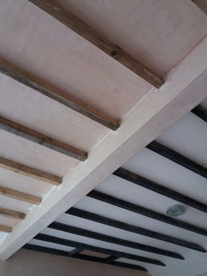 Remove Paint From Exposed Ceiling Beam Diynot Forums
