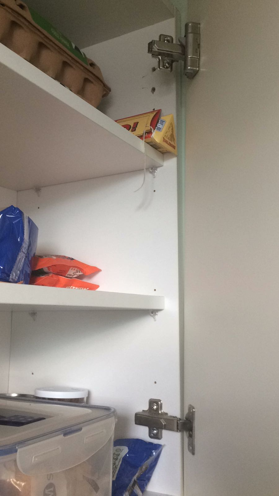 Kitchen Cabinet Hinge Off Whats The Best Way To Repair Diynot Forums