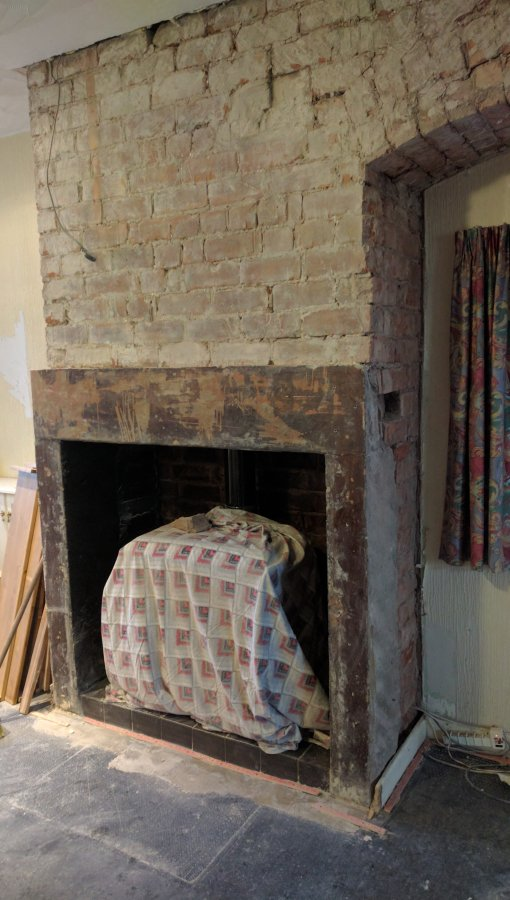 What Kind Of Oil Do I Need >> Varnish or seal on stone fireplace   DIYnot Forums