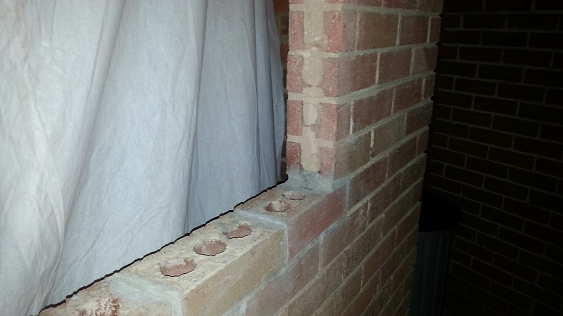 Is A Damp Proof Course Dpc Required For A New Window In A