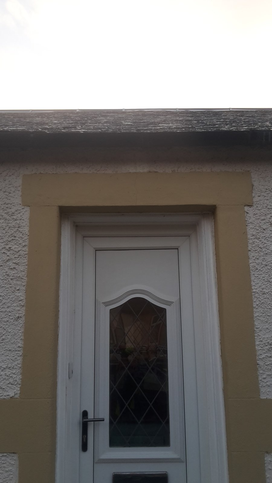 Cracked Front Door Lintel And Wall Above Diynot Forums