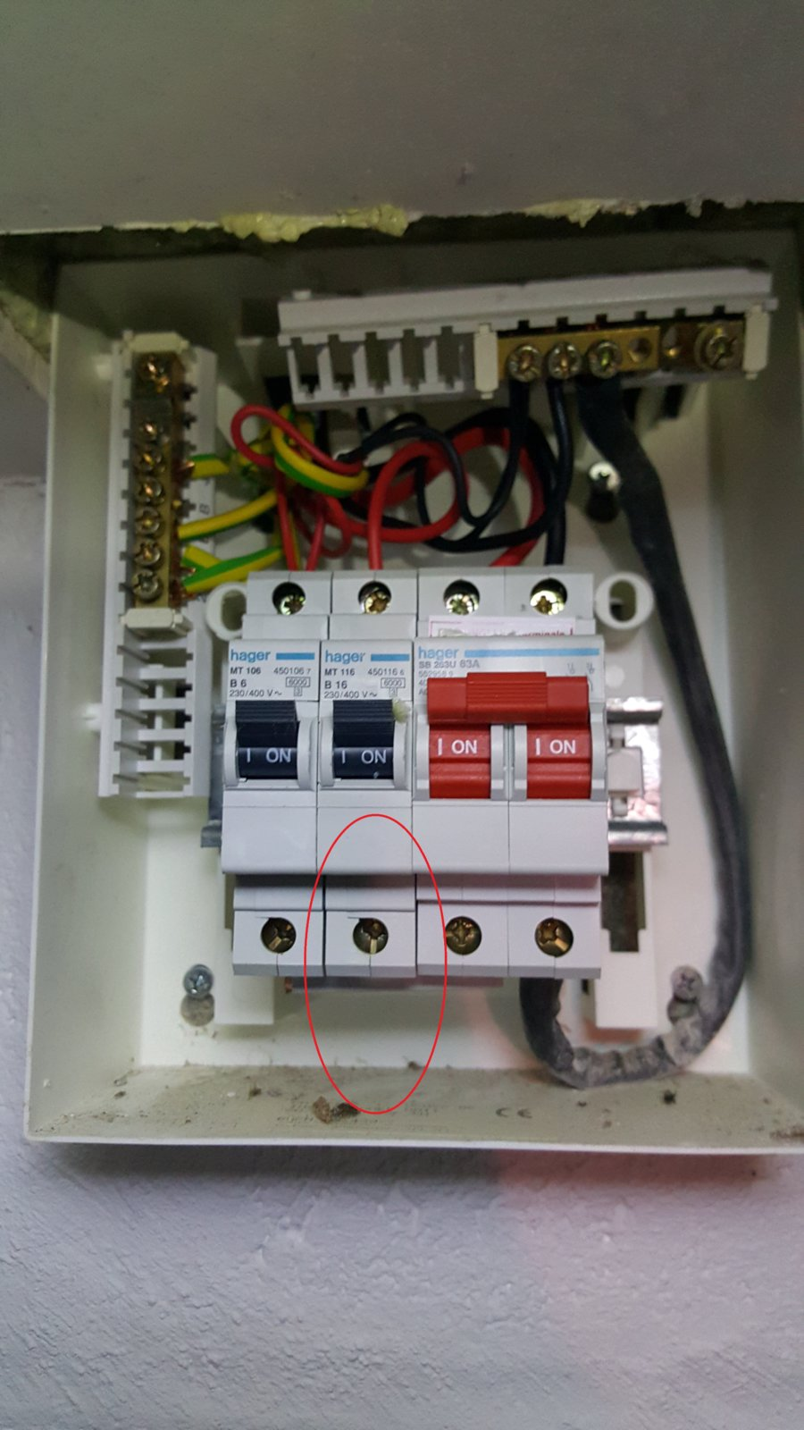 Adding socket to consumer unit | DIYnot Forums