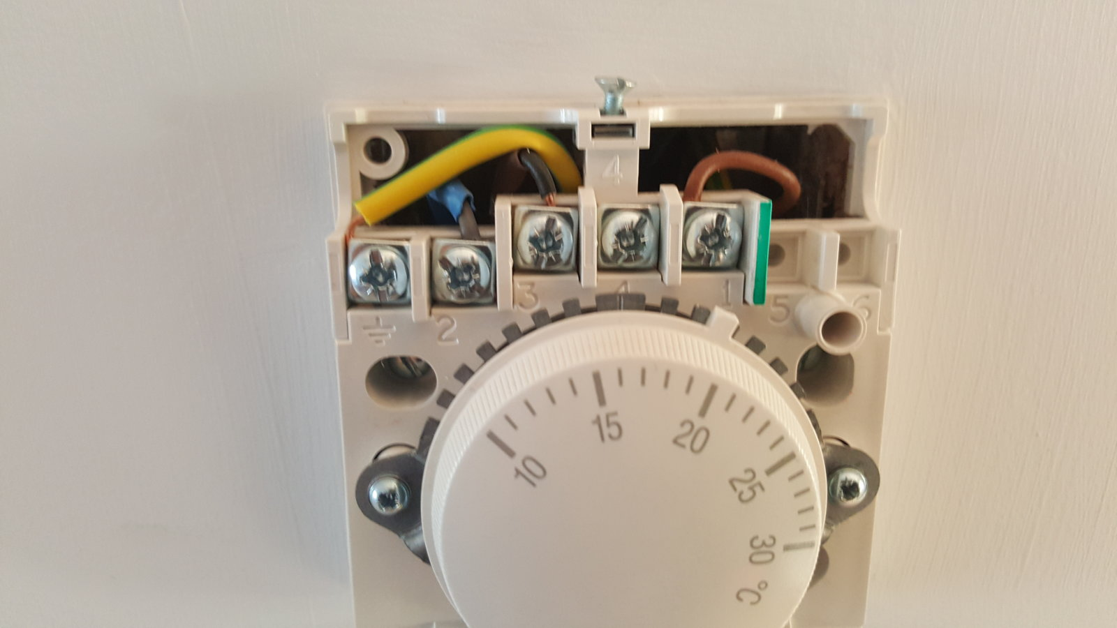 Wiring Diagram For Honeywell T40 Thermostat : Replacing honeywell t with tado diynot forums