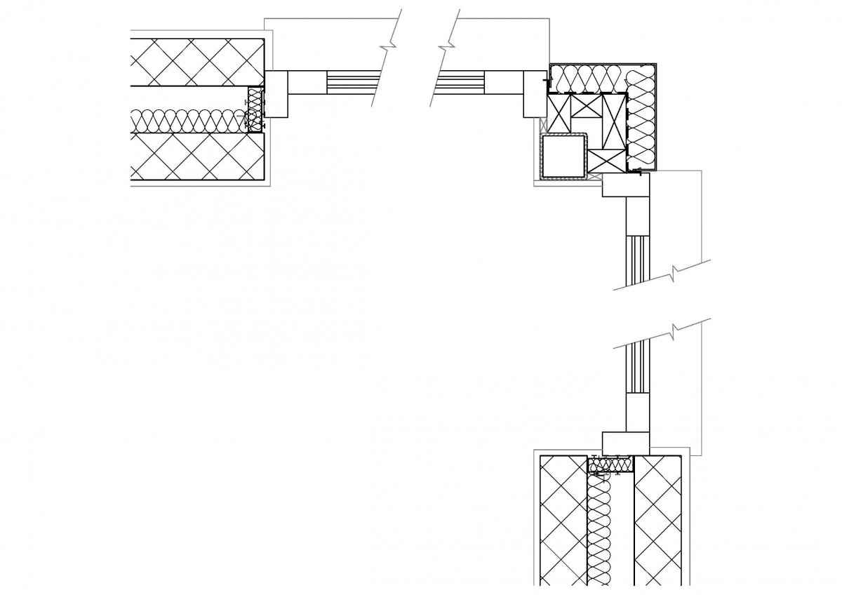 Can I Fit Bi Fold Doors To The Inner Skin Of Cavity Wall