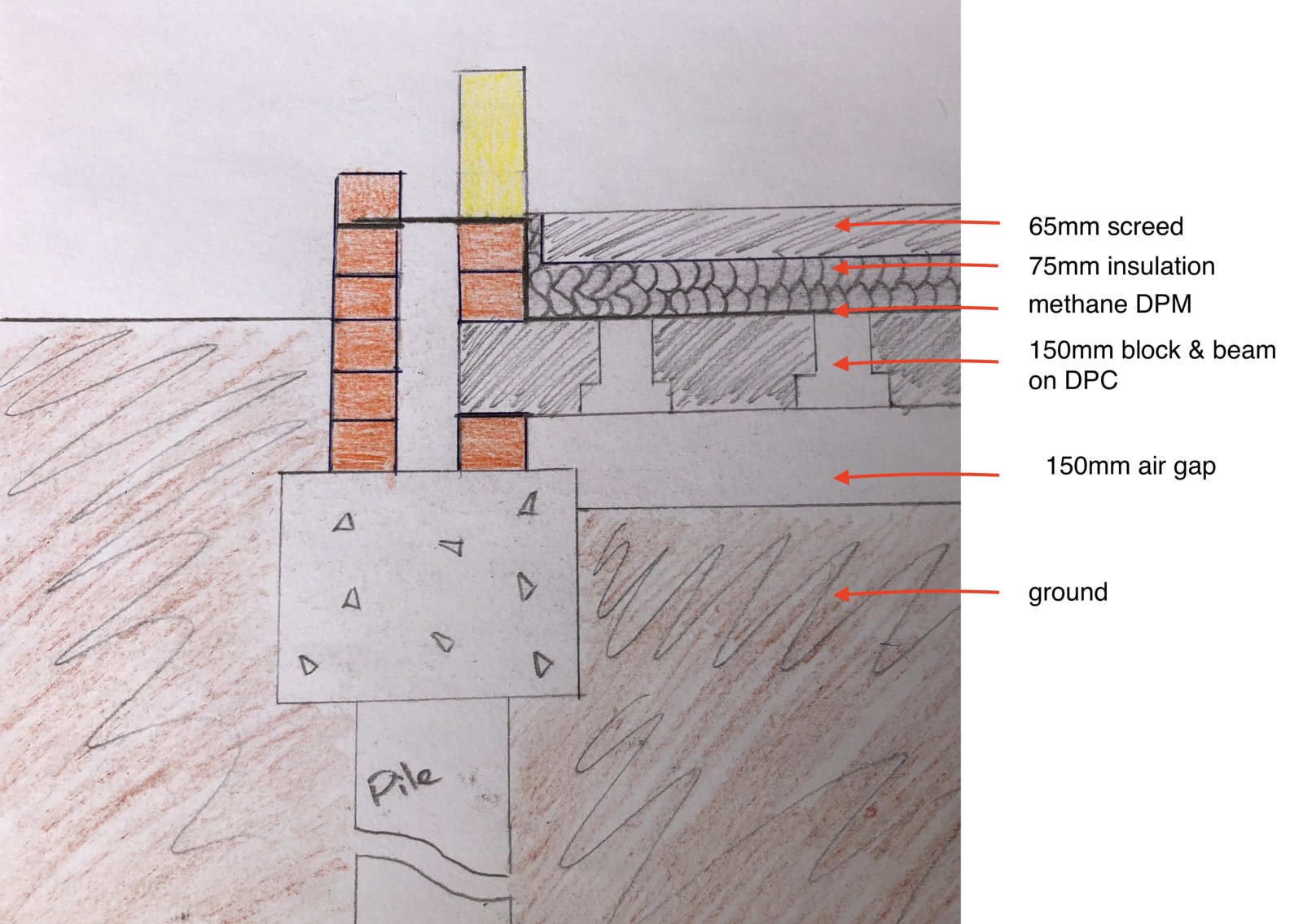 Beam And Block Floor >> Piled Foundation With Block And Beam Floor Diynot Forums