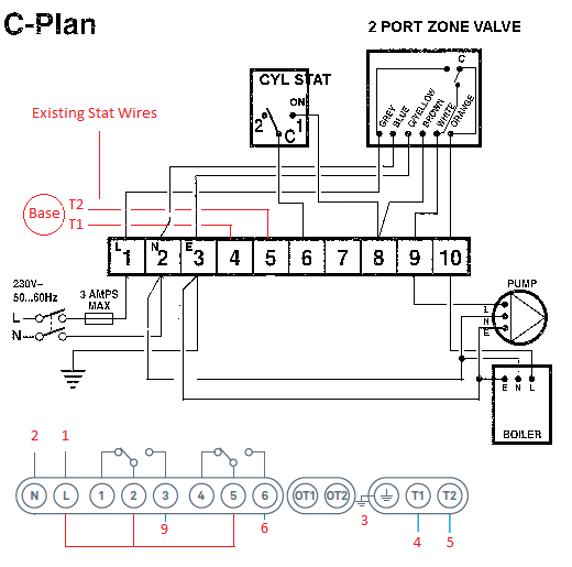 Goodman Furnace Wiring Diagram further 482551 Wiring 2 Circulators in addition Wiring Diagram For A Honeywell 2 Port Valve additionally Danfoss Vfd Control Wiring Diagram in addition Boiler Controls Wiring Diagrams. on honeywell zone control wiring diagram