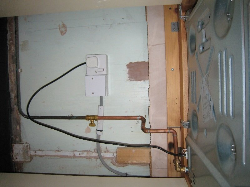 Electric Oven Install Needs Fcu Diynot Forums