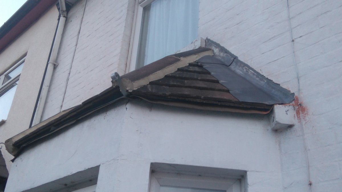 Bay Window Roof Moved From Forum Information Diynot Forums