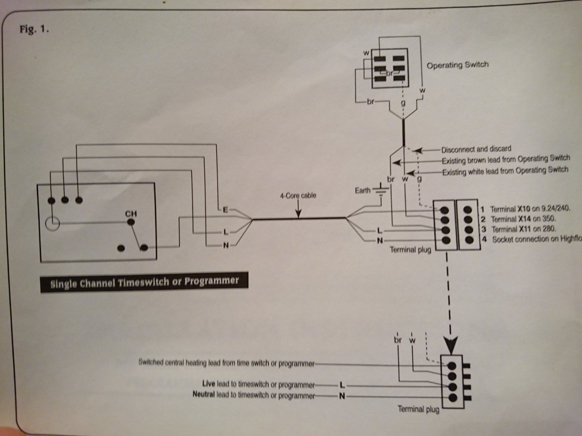 Worcester Bosch 240 With Hive V1 No Hot Water Without Ch On X10 Wiring Diagram Dsc 0177