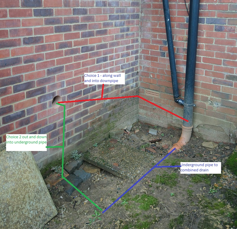 Waste Pipe For Downstairs Toilet Diynot Forums