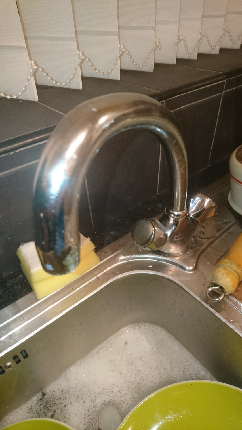 Kitchen tap no hot water isolation valve the culprit diynot forums