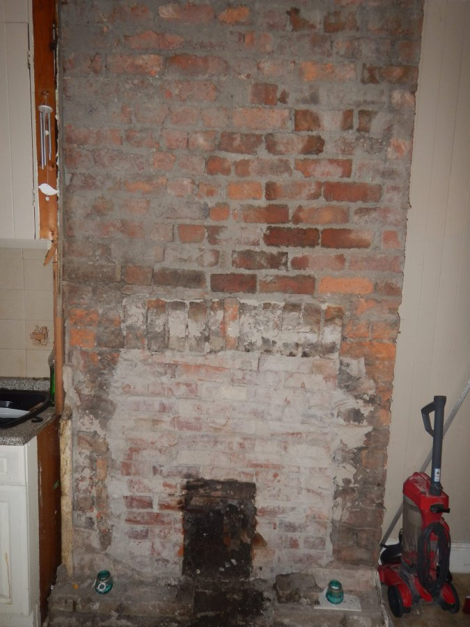 Opening A Chimney Breast Diynot Forums