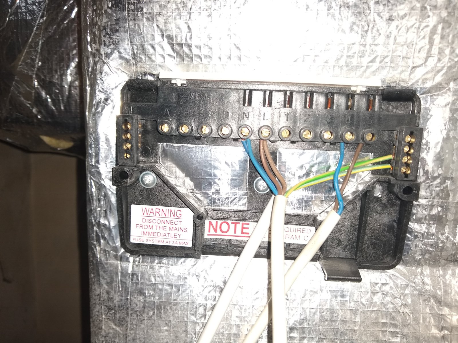 Potterton Ep4002 And Hive Active Replacement Help
