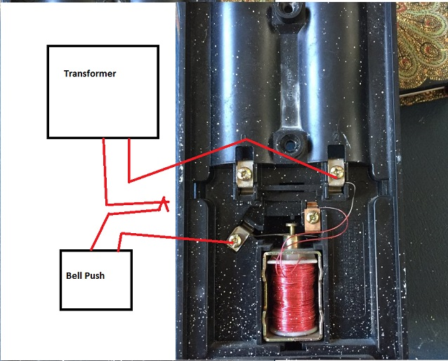 Friedland Door Bell Wiring
