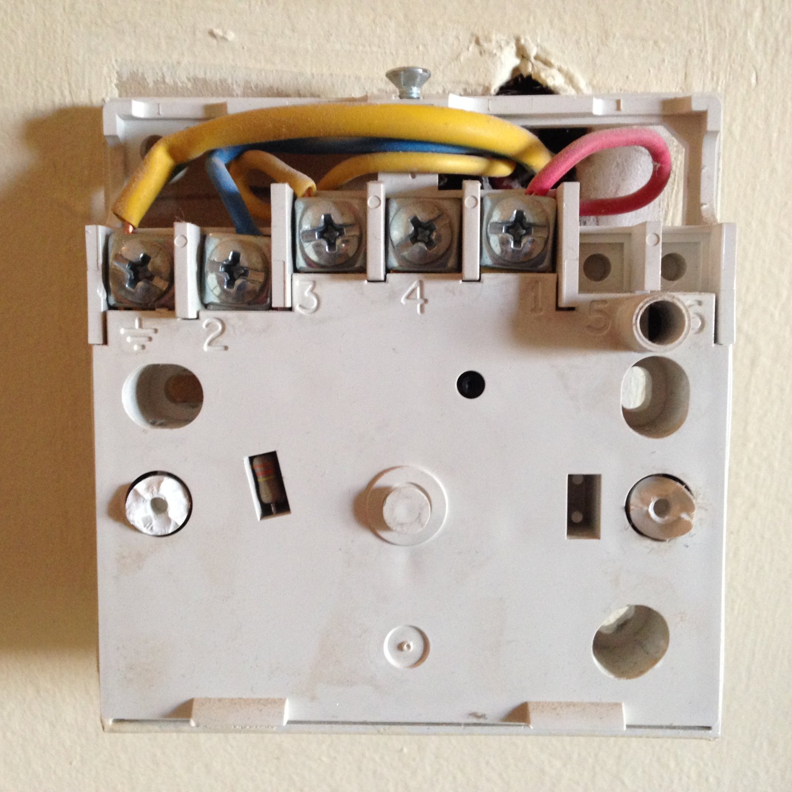 Nest Thermostat System Boiler Help Installing Nest On