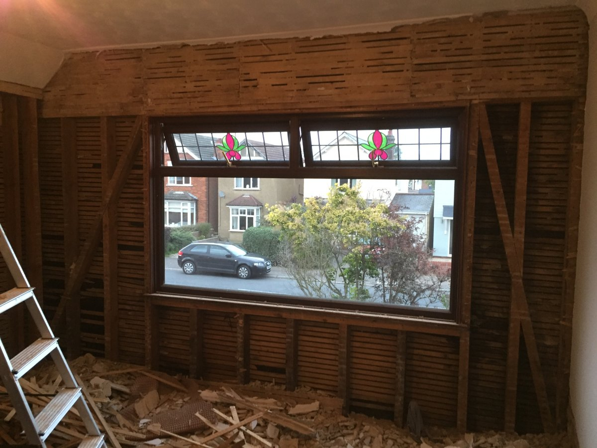 How To Best Insulate Timber Frame Exterior Wall Diynot Forums