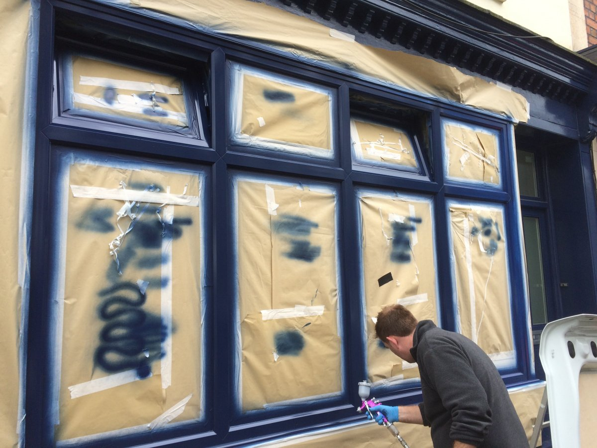 Can You Paint Window Frames