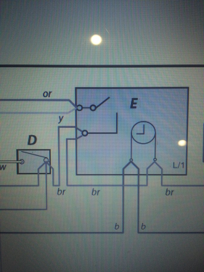 installing new clock on rangemaster diynot forums rangemaster 110 clock wiring diagram at bayanpartner.co