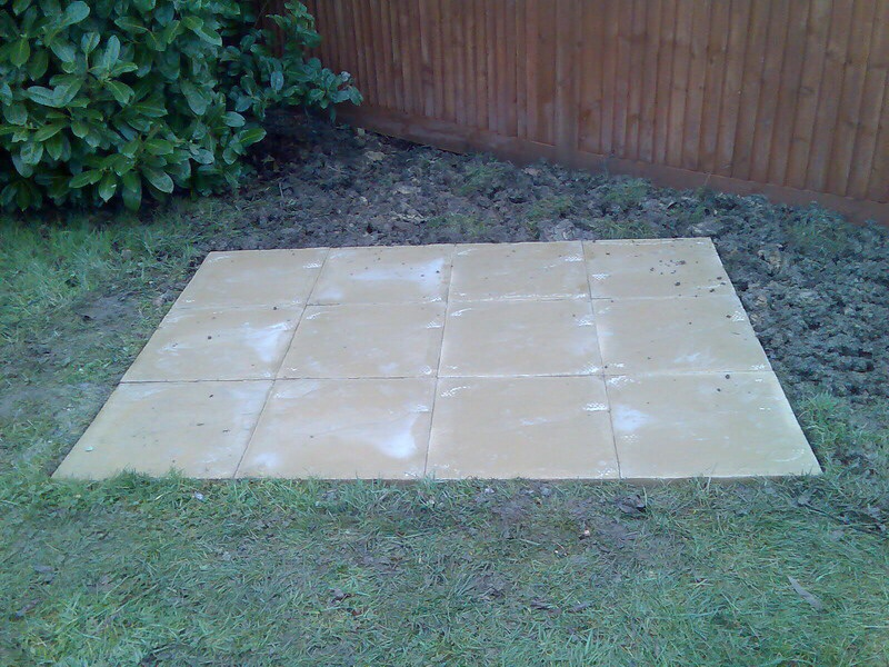 Shed Base Plastic Grid Diynot Forums