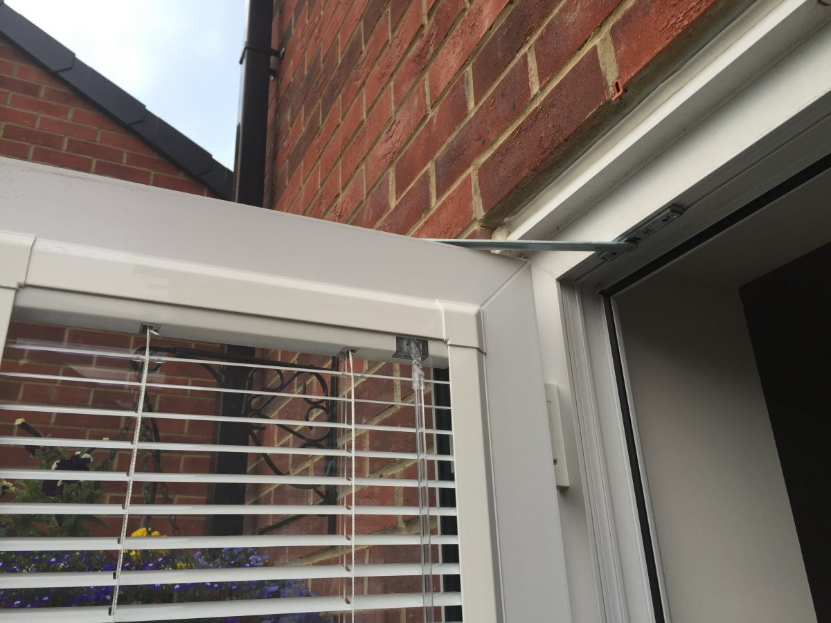 How To Keep Patio Door Open In Breeze Diynot Forums