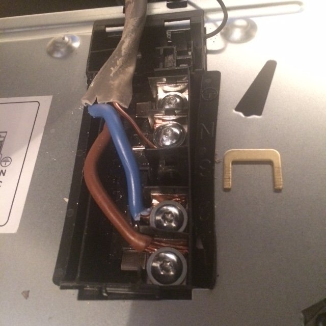 electric hob wiring diynot forums electric hob wiring diagram at edmiracle.co