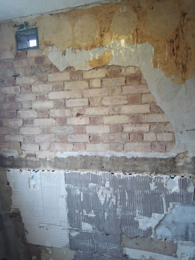 Asbestos in wall plaster or mastic adhesive? | DIYnot Forums