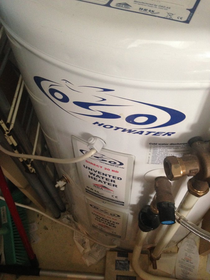 HELP oso water tank- how to set timer????   DIYnot Forums