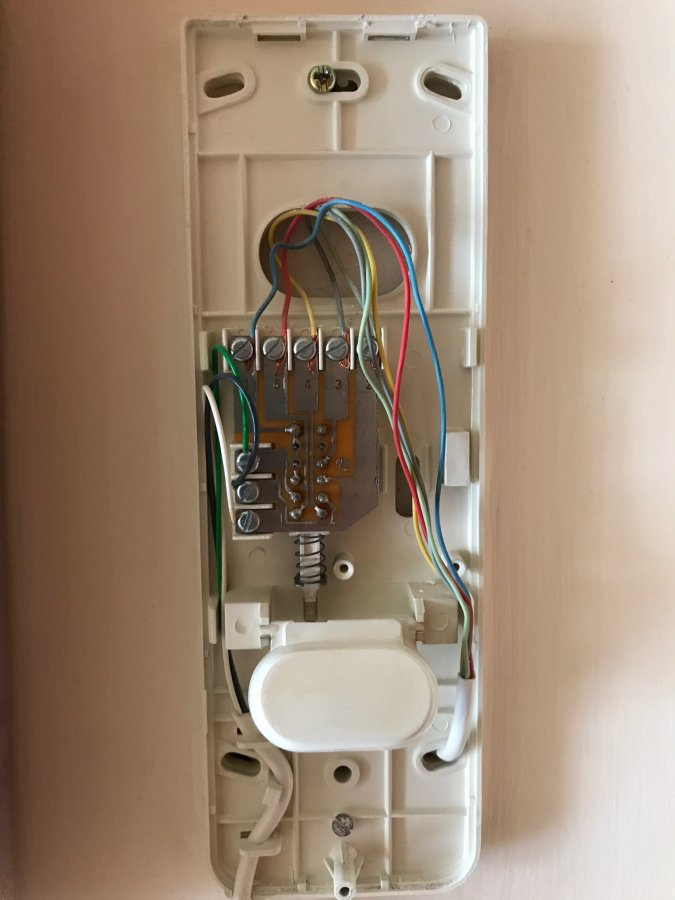Help Needed To Disable My Apartment Buzzer   DIYnot Forums