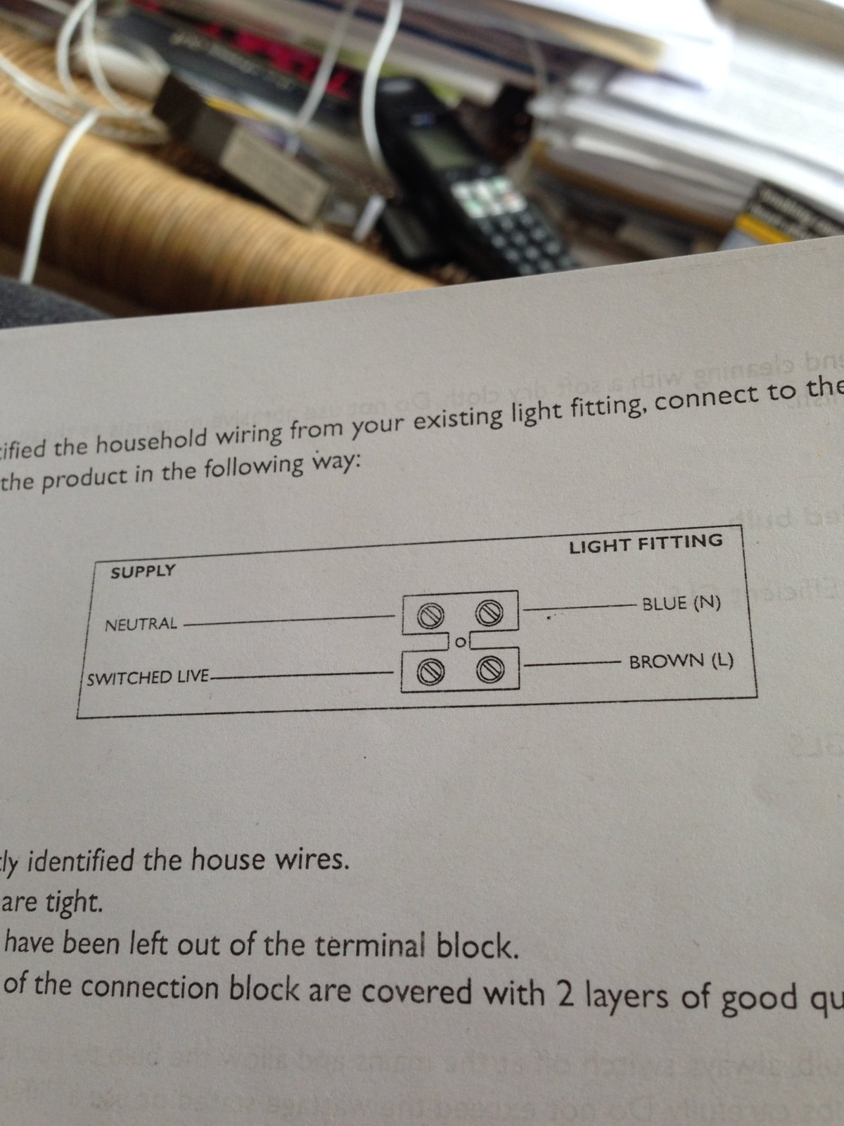 Marvelous How To Wire A New Wall Light Up To Old Wiring System Diynot Forums Wiring 101 Cranwise Assnl