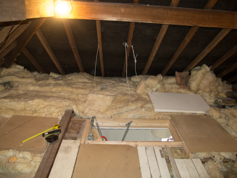 Is It Safe To Board This Loft Diynot Forums