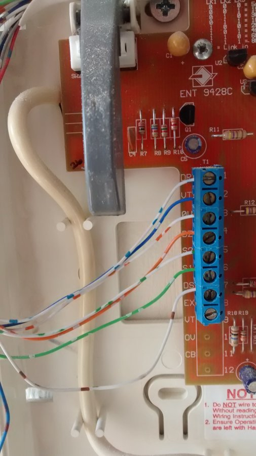 bell 801 telephone entrance wiring help diynot forums bell intercom wiring diagram at edmiracle.co