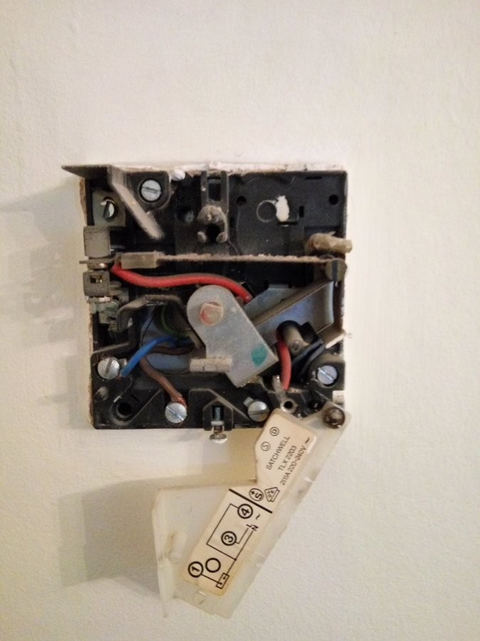 Replacement Room Thermostat For Satchwell Tlx 2203
