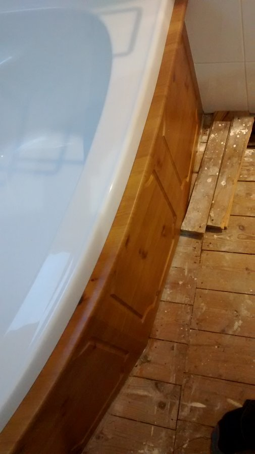 Paint Or Replace Curved Bath Panel Diynot Forums