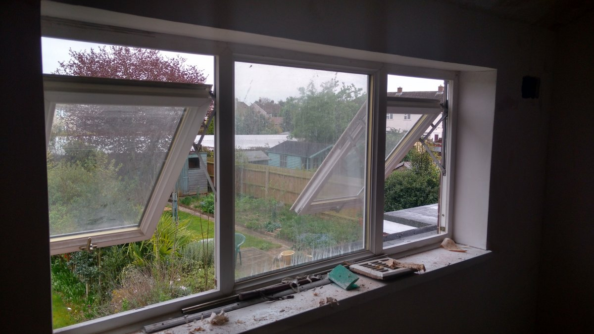 Can Side Hung Hinges Be Used In Top Hung Windows Diynot
