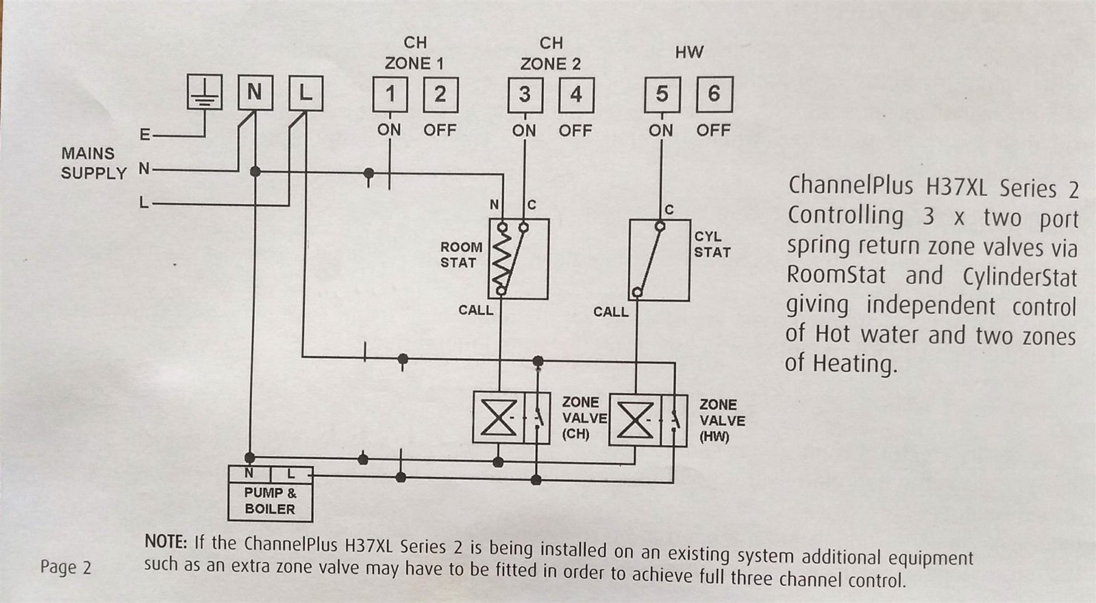 Can Hive Be Used To Replace A Thermostat That Switches 240v