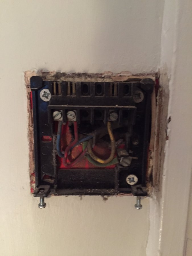 Replace Rts1 Drayton Thermostat With Simple Ac On  Off