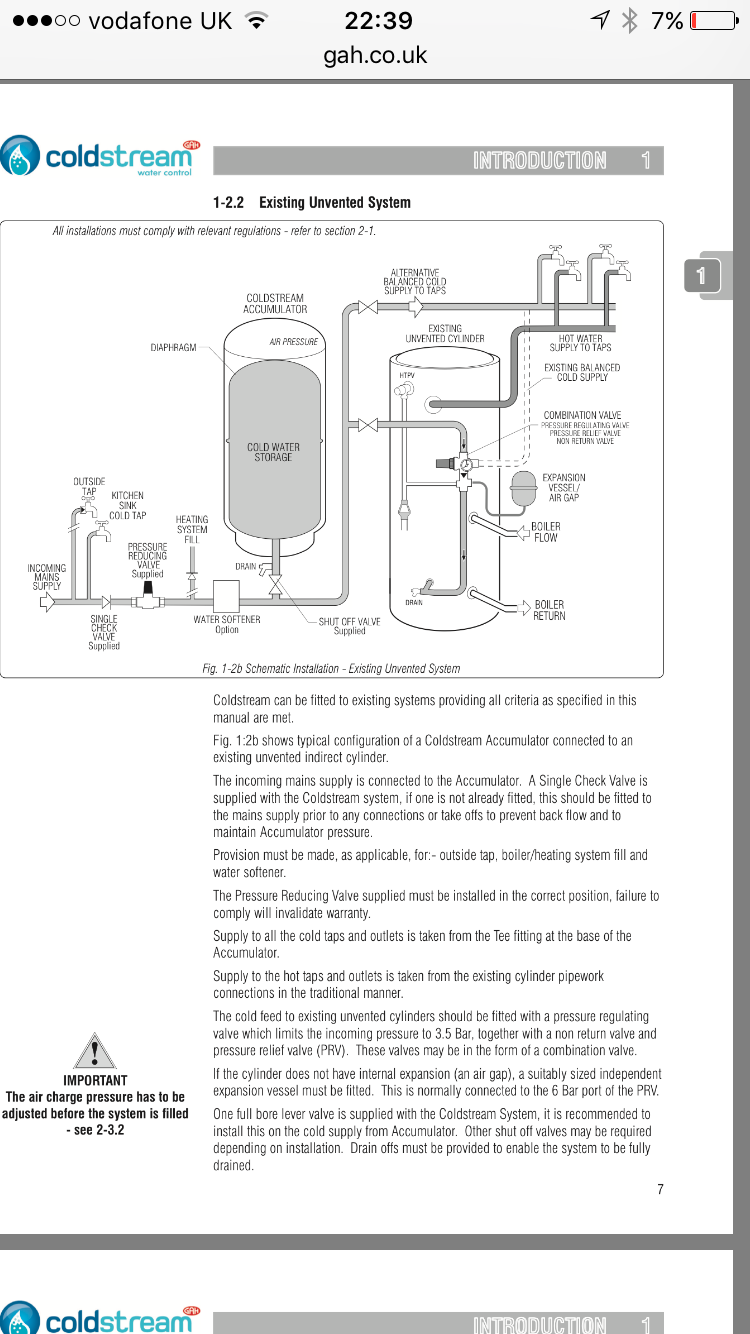 Fine Unvented Heating Systems Images - Electrical and Wiring Diagram ...