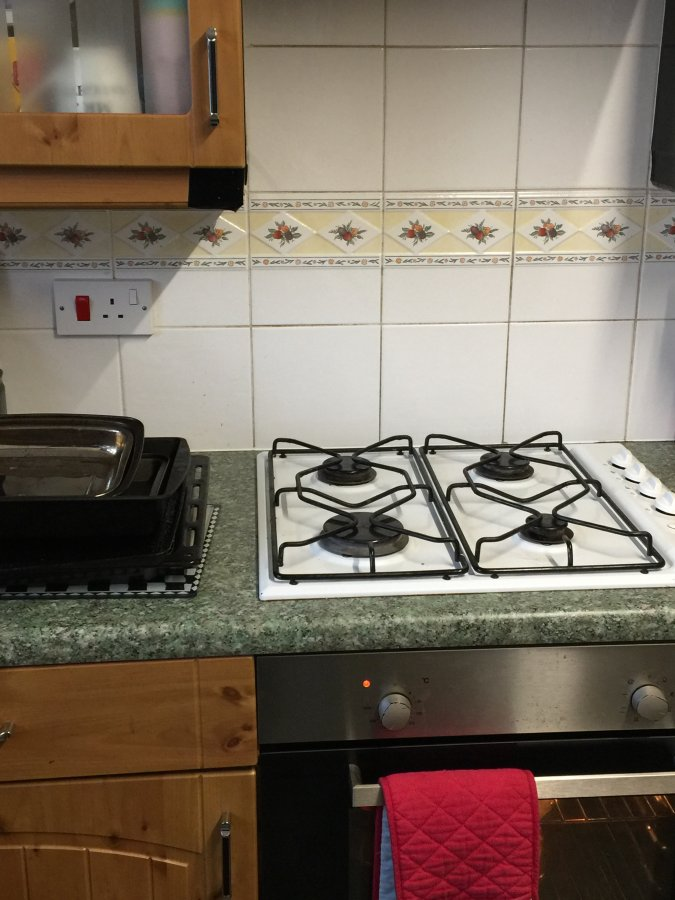 New Electric Hob  Wiring Help Needed