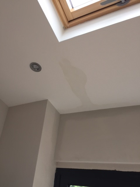 Leaking Kitchen Extension Roof 12 Degree Pitch Diynot Forums