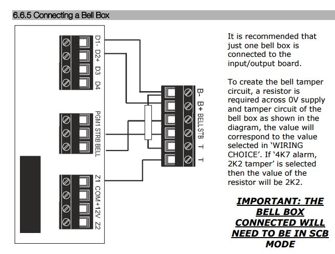 adt bell box wiring diagram   27 wiring diagram images