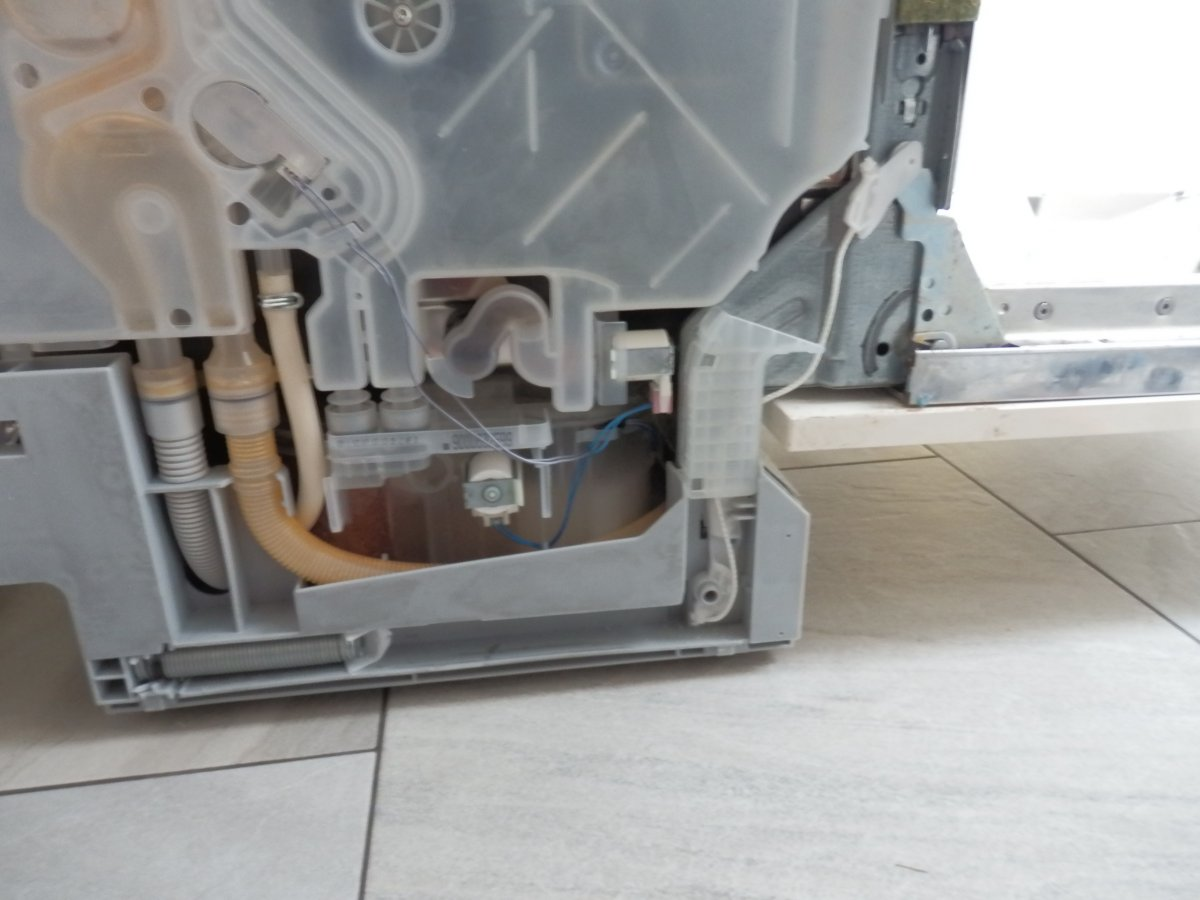 How To Fix A Dishwasher >> Neff Dishwasher - poor quality?!?!   DIYnot Forums