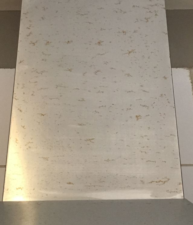Rust on stainless steel cooker hood after cleaning | DIYnot Forums