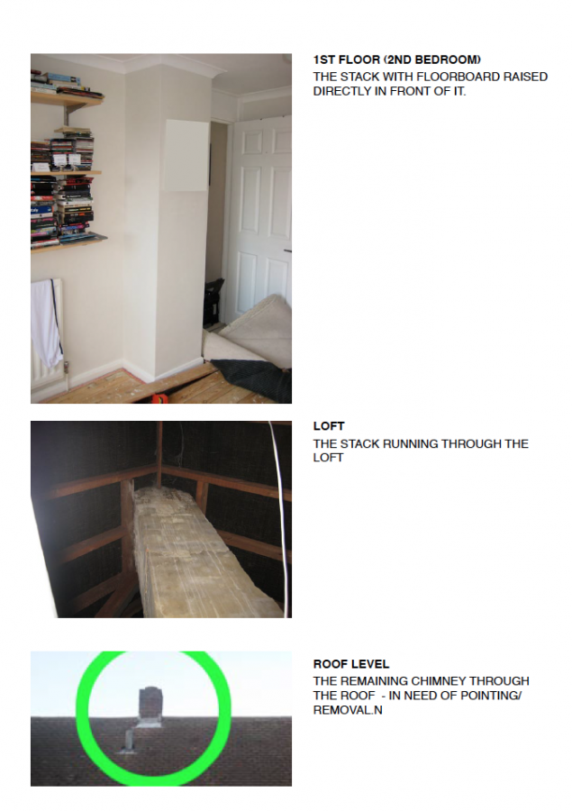 Remove Of Chimney Stack Diynot Forums