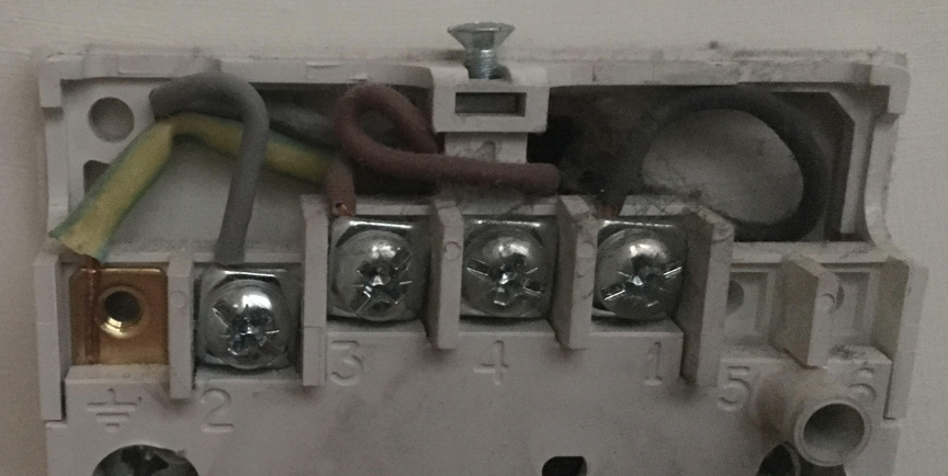Hive Thermostat Wiring  Honeywell T40 Thermostat  Vaillant