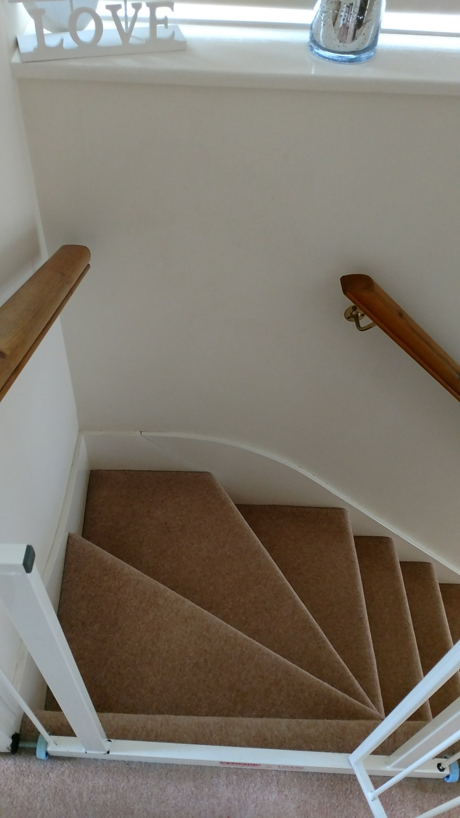Wooden Stairs Diy
