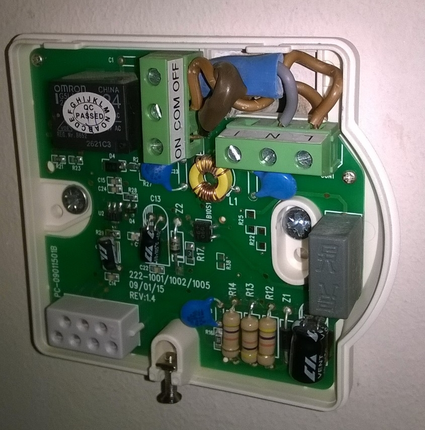 Replacing Thermostat Question