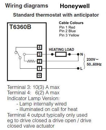 replace honeywell t6360b with salus rt300rf diynot forums honeywell t6360 room thermostat wiring diagram at bayanpartner.co