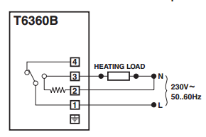 Heatcraft Walk In Cooler Wiring Diagram further Mechanical To Digital Thermostat likewise  on wiring diagram for honeywell t6360b